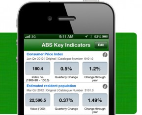 ABS iPhone App released